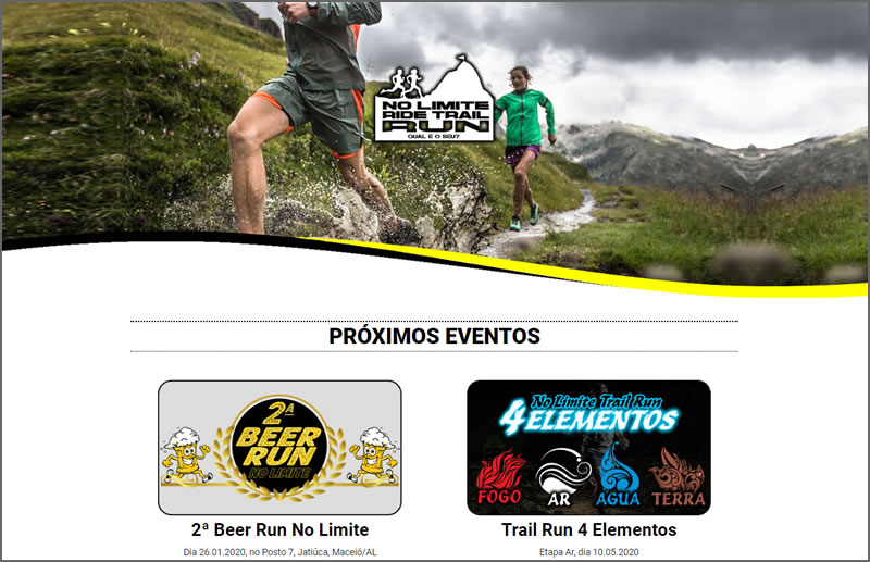 No Limite Trail Run